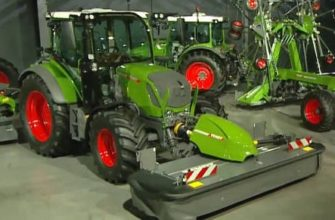AGCO Fendt Positive outlook for 2021
